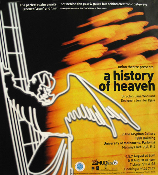 A History of Heaven 1999 Poster
