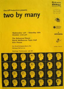 Two by Many 1999 Poster
