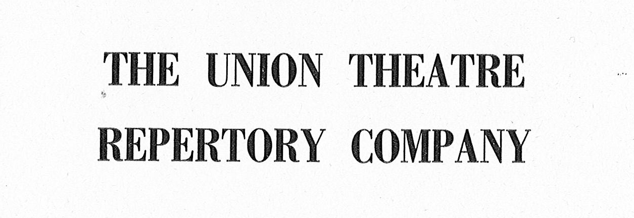 Union Theatre Repertory Company