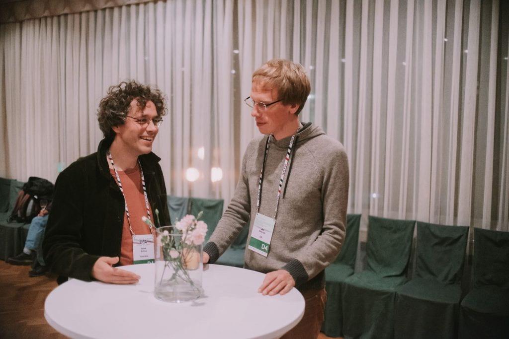 with Jan Sbierski