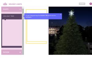 Christmas Tree coding
