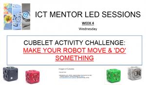 Cubelet Challenge