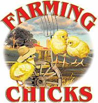 farming chicks