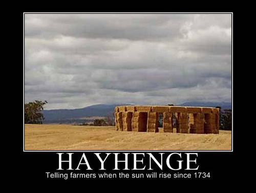 HayHenge