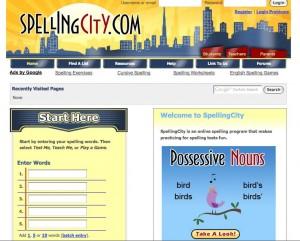 spelling-city