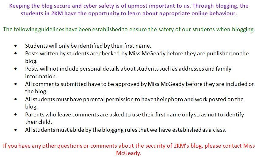 blogging-guidelines 2KM 2010