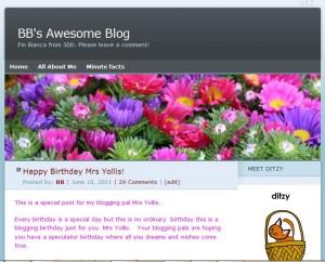 BBs Blog