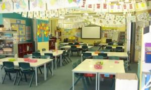 2KM 2KJ classroom
