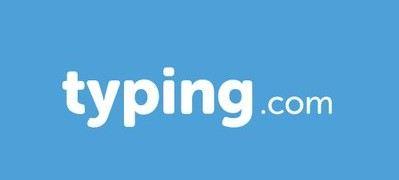 typing.com logo