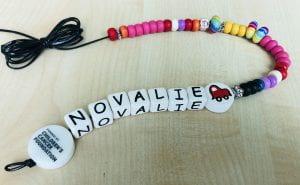 Novalie beads