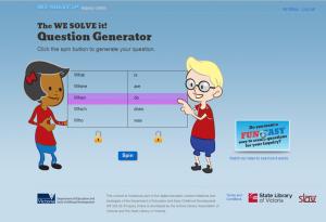 Question Generator Image