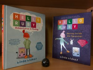 photo of Hello Ruby books