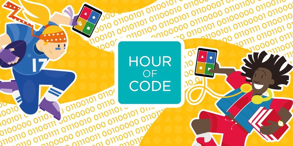 Join Hour of Code!!