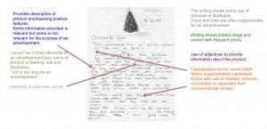Annotated sample 1