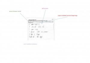 Sample 1 annotation