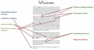 Sample 3 annotations