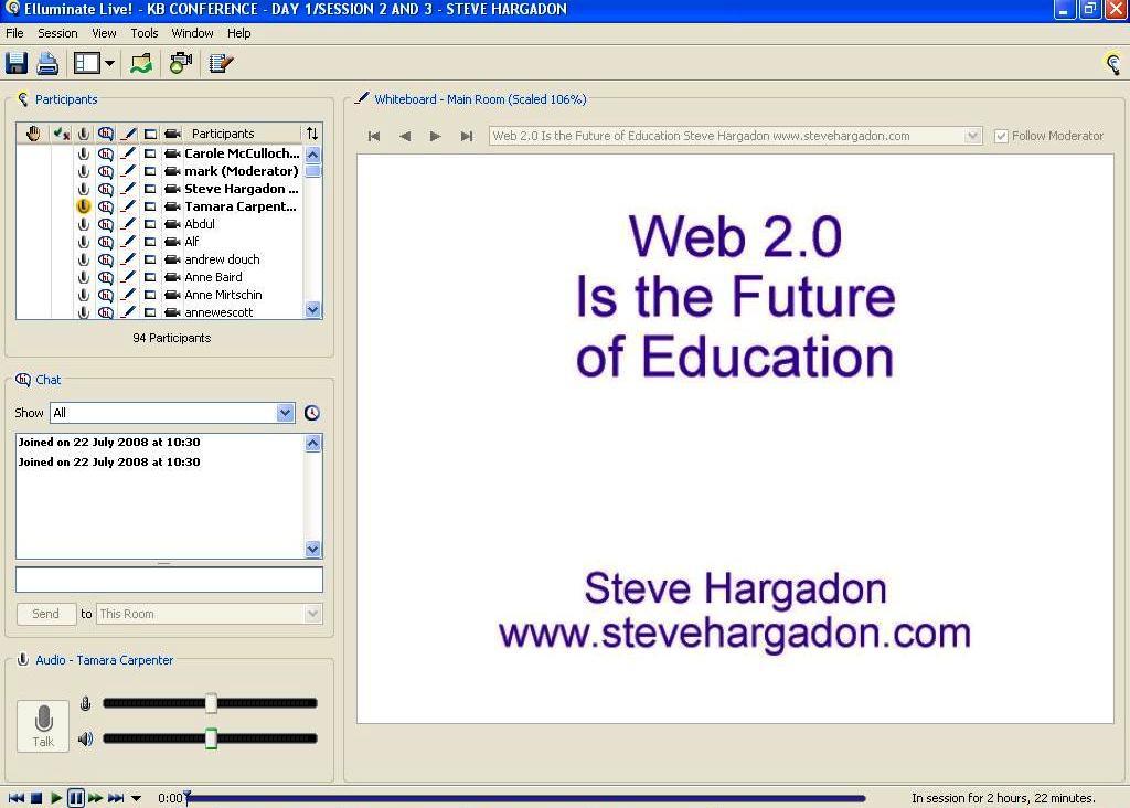 Steve Hargadon's