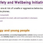 Cybersafety and Wellbeing Initiative