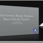 21st Century ready students: start with the teacher