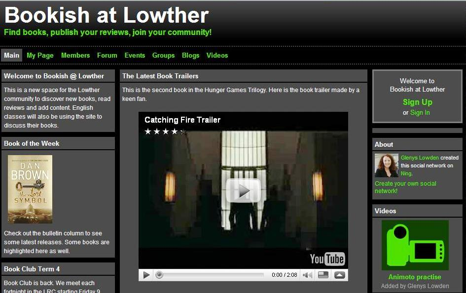 Lowther ning 1