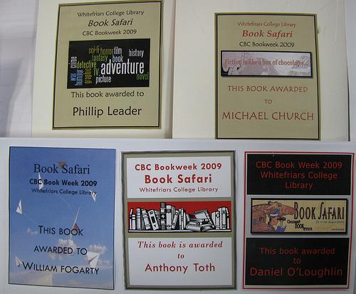 WFC book plates