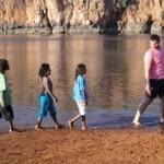 Ian Thorpe's efforts to improve indigenous literacy