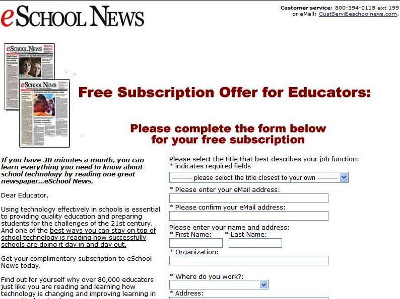 eSchool news