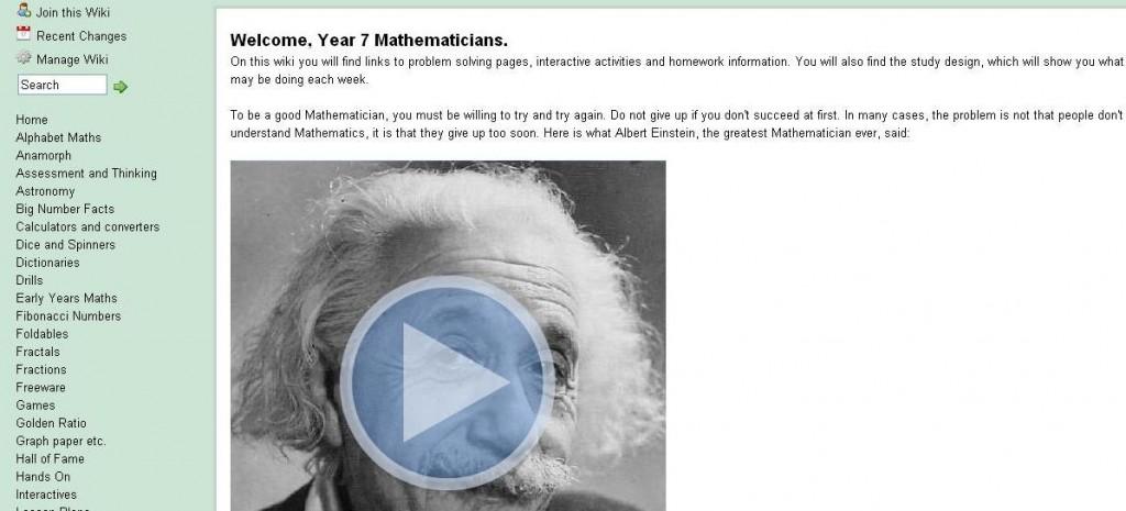 Maths wiki