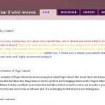 Feature wiki - OLMC reading wiki