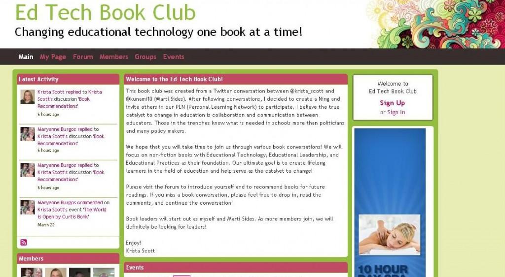 Ed Tech Book Club