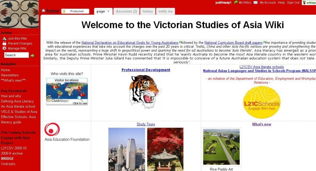 studies of asia wiki