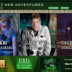 CSI: The Experience Web Adventures