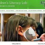 Children's literacy lab