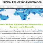 Free Global Education Conference 15-19 November 2010