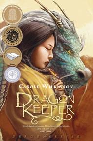 Dragonkeeper trilogy