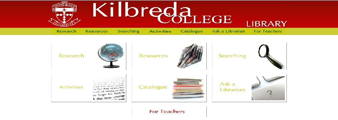 Kilbreda College Library