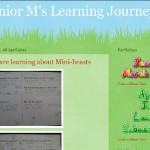 Guest post: Junior M's blogging and global collaboration, by Michelle Scott
