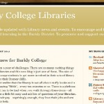 Guest post: Barkly College Libraries: Connecting, encouraging, blogging