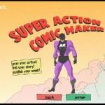 Super Action Comic Maker