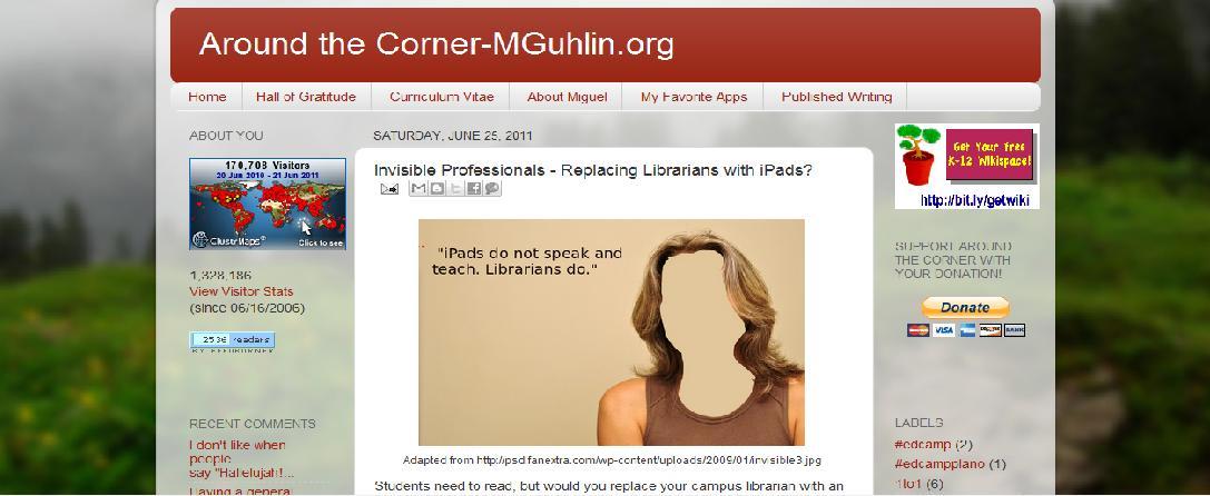 Around the Corner-MGuhlin.org
