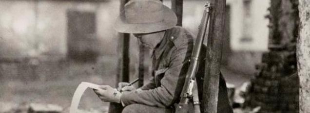 World War I centenary resources