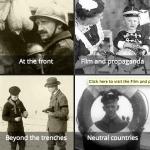 World War I through other eyes