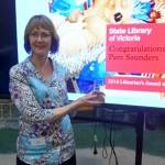 Congratulations - Dromkeen Librarian's Award