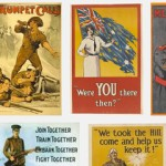 Primary sources and the ANZACS