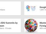 Learning professionally with Google+ Communities