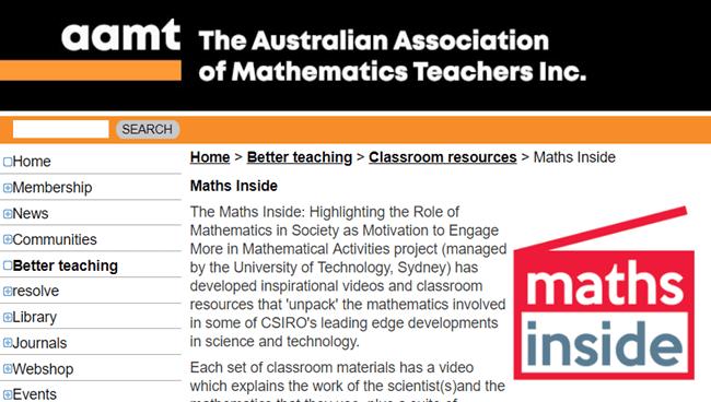 Maths Inside