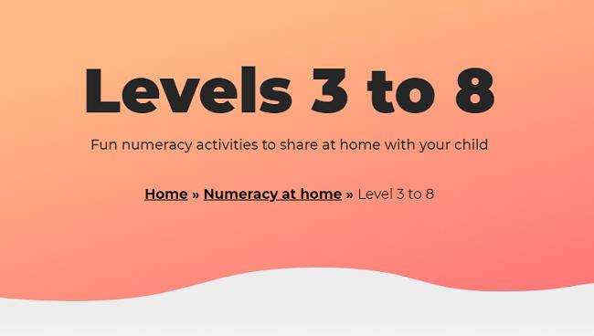Level 3 – 8