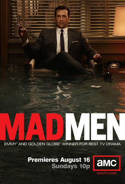 Mad Men- Reimagining the 60's