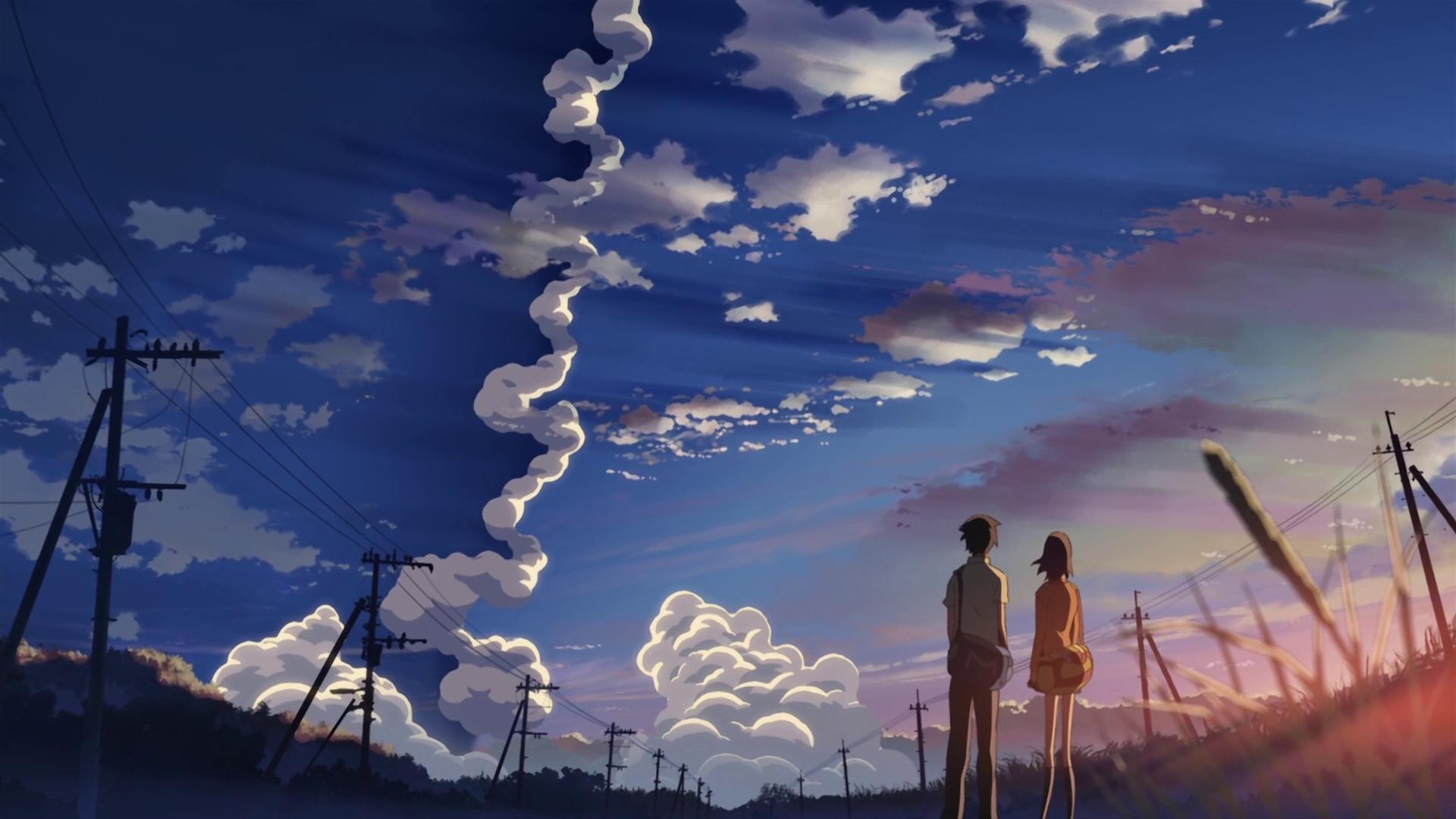 a thousand lives lived anime review 5 cm per second