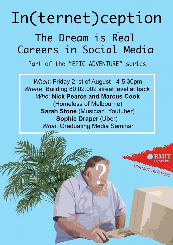 Social Media EPIC ADVENTURE